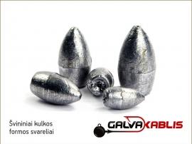 Lead bullets