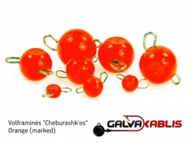 Tungsten Cheburashka Orange