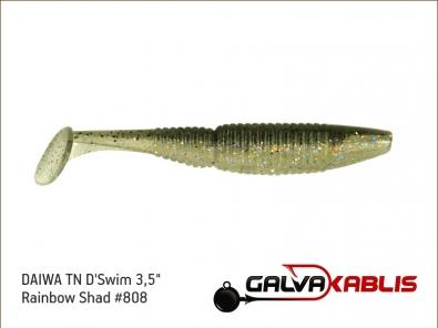 DAIWA TN DSwim Rainbow Shad 808