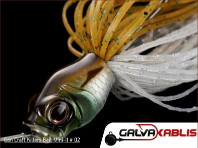 Gan Craft Killers Bait Mini-II 02