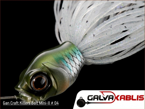 Gan Craft Killers Bait Mini-II 04