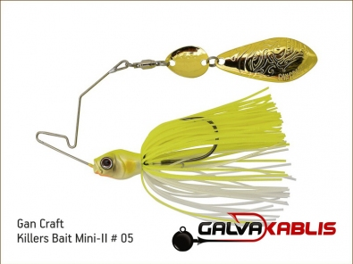 Gan Craft Killers Bait Mini-II 05