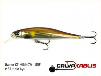 CT-MINNOW - 85F - 31 Holo Ayu