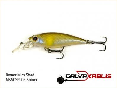 Mira Shad MS50SP-06 Shiner