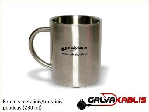 Metalinis puodelis