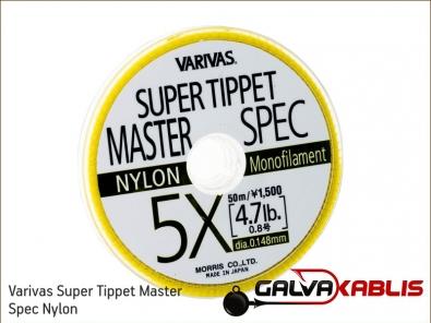 Varivas Super Tippet Master Spec Nylon 30m01