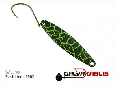 Flash Line CR02