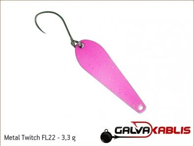 Metal Twitch FL22 - 3.3 g