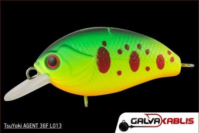 TsuYoki AGENT 36F L013