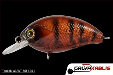 TsuYoki AGENT 36F L041