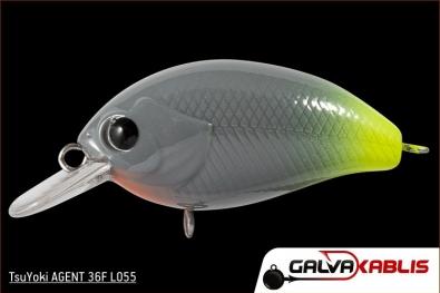 TsuYoki AGENT 36F L055