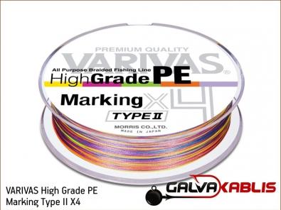 VARIVAS High Grade PE Marking II X4
