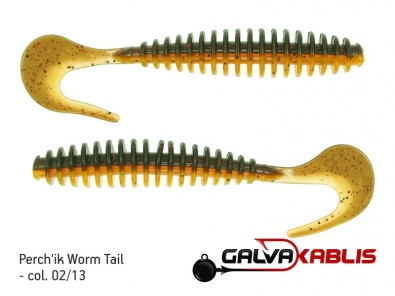 Perchik Worm Tail 02 13