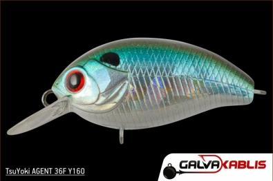 TsuYoki AGENT 36F Y160