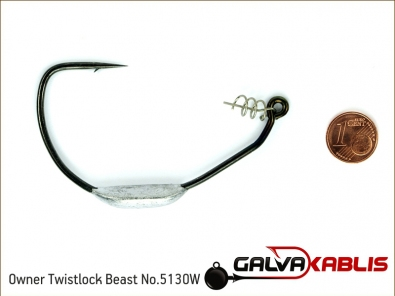 Owner Twistlock Beast No.5130W