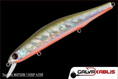 TsuYoki WATSON 130SP 435R