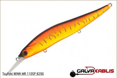 TsuYoki WINK MR 110SP 829G