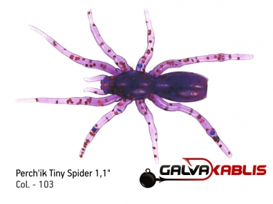 Perchik Tiny Spider col 103