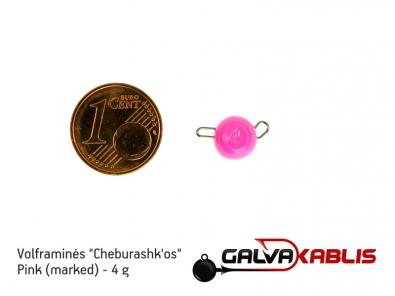 Tungsten Cheburashka Pink 4g