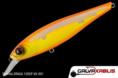 TsuYoki DRAGA 100SP XX-001
