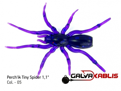 Perchik Tiny Spider col 05