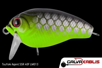 TsuYoki Agent SSR 40F LM013