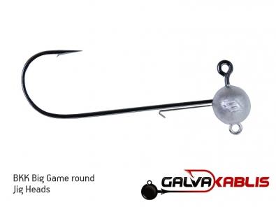 BKK Big Game round Jig-heads
