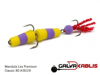 Mandula Lex Premium Classic 80 363 6