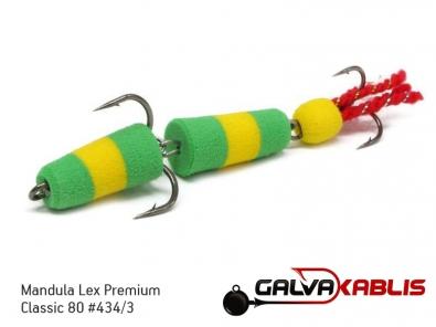 Mandula Lex Premium Classic 80 434 3
