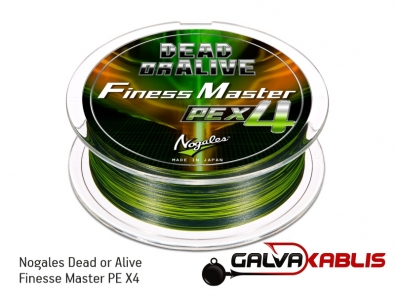 Nogales Dead or Alive Finesse Master PE X4