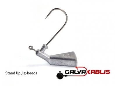 Stand Up Jig-heads